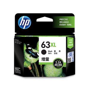 ヒューレットパッカード 【純正】 HP63XL インクカートリッジ (黒・増量) F6U64AA