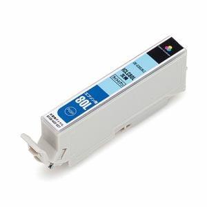 カラークリエーション CIE-IC80LN-LC エプソン用IC6CL80L互換インク ライトシアン