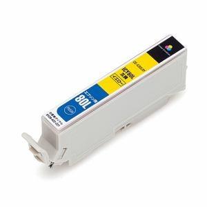 カラークリエーション CIE-IC80LN-Y エプソン用IC6CL80L互換インク イエロー