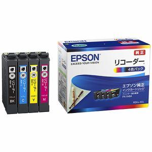 エプソン RDH-4CL 【純正】インクカートリッジ(4色パック)
