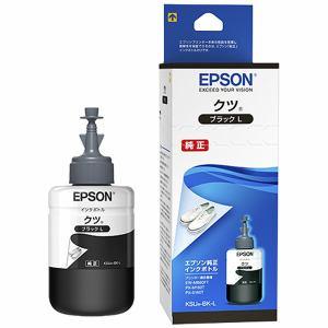 エプソン KSU-BK-L 【純正】インクボトル(ブラック)