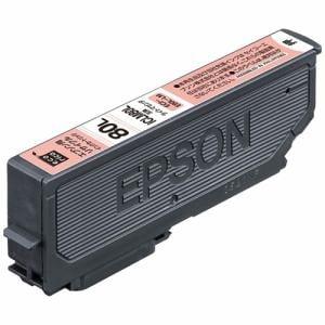 エコリカ ECI-E80L-LM ICBK80L互換リサイクルインクカートリッジ ライトマゼンタ