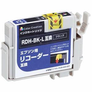 カラークリエイション CIE-RDHBKL エプソン用互換インクカートリッジ   ブラック