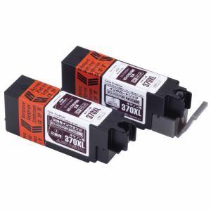 カラークリエーション CCC-370LPGBKW インクカートリッジ(2回用) ブラック