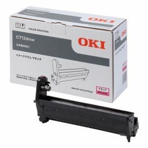 OKI DR-C4CM イメージドラム マゼンタ