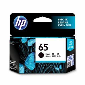 ヒューレット・パッカード N9K02AA HP 65 インクカートリッジ 黒