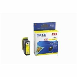 エプソン KAM-Y-L インクカートリッジ カメ イエローL(増量)