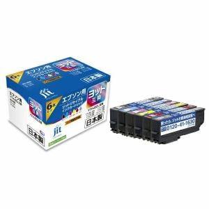 ジット JIT-EYTH6P エプソン YTH-6CL(6色パック)対応 リサイクルインクカートリッジ