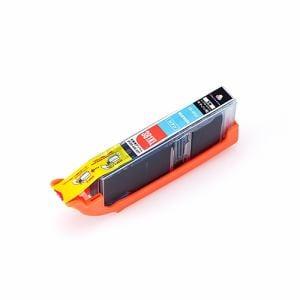 カラークリエーション CIC-381LC キヤノン 380+381シリーズ汎用インクカートリッジ シアン