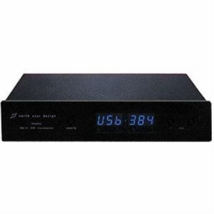 ノーススターデザイン IMPULSOBLK 384kHz/32bit DSD 対応 USB-DAC 「Impulso(インプルソ)」 ブラック