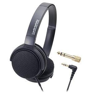 ヘッドホン オーディオテクニカ    ATH-EP300 BK 楽器用モニターヘッドホン