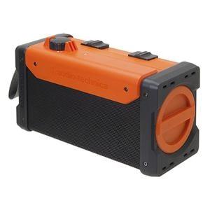 オーディオテクニカ アクティブスピーカー(オレンジ) AT-SPB300-OR