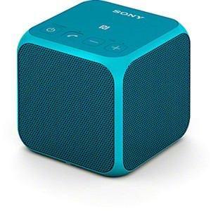 ソニー Bluetooth対応スピーカー(ブルー) SRS-X11-L