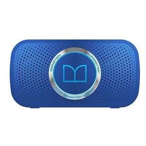 モンスター Bluetooth対応 ワイヤレススピーカー (ネオンブルー) MH SPSTR N-BL