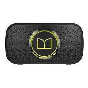 モンスター Bluetooth対応 ワイヤレススピーカー (ネオングリーン) MH SPSTR N-GR