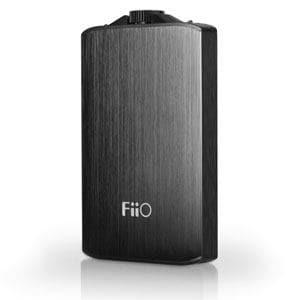 オヤイデ Fiio A3 BLACK ポータブルヘッドホンアンプ(ブラック)