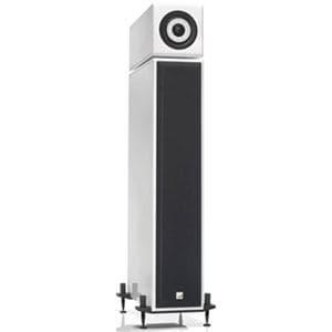 ウィーンアコースティックス 3ウェイ5スピーカー・トールボーイ型スピーカーシステム ピアノ・ホワイト【1本】 LIZT-WHT