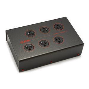 オーブ 6口電源タップ (無メッキモデル) DP-6I