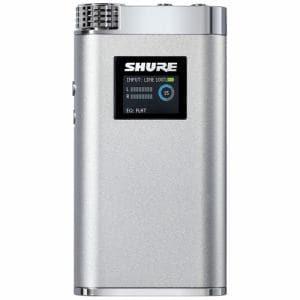 シュアー ポータブルヘッドホンアンプ SHA900-J-P