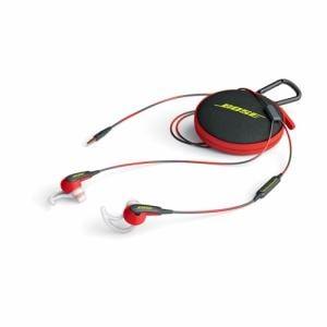 BOSE(ボーズ) SOUNDSPORTIEIP-PRD インイヤーヘッドホン(パワーレッド) Apple製品対応モデル