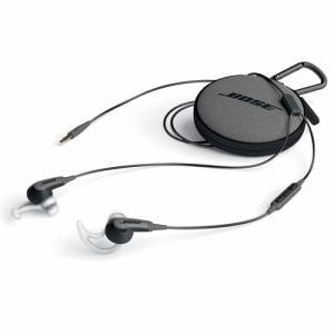 BOSE(ボーズ) SOUNDSPORTIESM-CHL インイヤーヘッドホン(チャコール) スマートフォン対応モデル