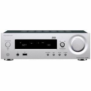 オンキヨー R-N855-S 【ハイレゾ音源対応】ネットワークレシーバー