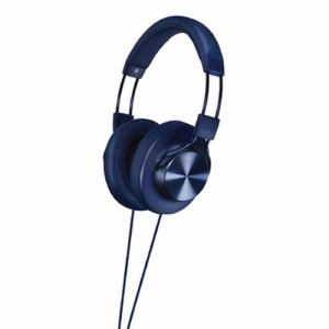 イヤホン ビクター JVC ケンウッド ハイレゾ JVCケンウッド HA-SD7-A 【ハイレゾ音源対応】 ステレオヘッドホン ブルー