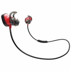 BOSE(ボーズ) SSPORTPLSWLSSRED Bluetoothワイヤレス インイヤーヘッドホン(パワーレッド)
