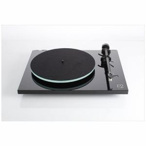 REGA(レガ) PLANAR2-BLACK/50HZ アナログプレーヤー ブラック 50Hz用