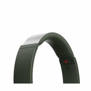 ソニー MDRXB550APGC マイク&コントローラー搭載 ダイナミック密閉型ヘッドホン (グリーン)