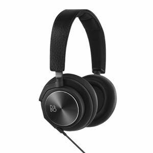 B&O PLAY(バング&オルフセン) BEOPLAY-H6-MK2-BLACK ダイナミック密閉型ヘッドフォン ブラック
