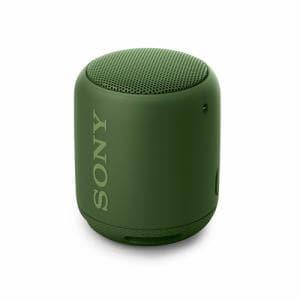 ソニー SRS-XB10-G Bluetooth対応 ワイヤレスポータブルスピーカー グリーン