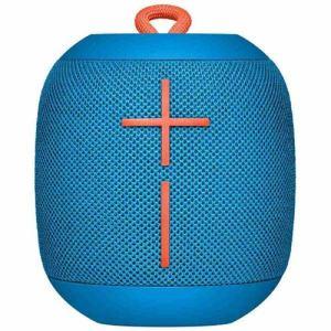 ロジクール WS650BL ポータブルワイヤレスBluetoothスピーカー 「UE WONDERBOOM」 ブルー