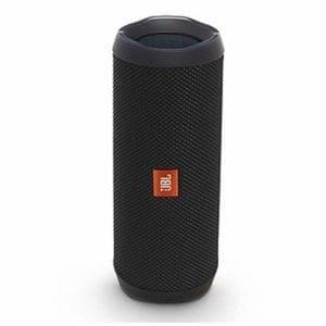 JBL JBLFLIP4BLK ウォータープルーフ対応 Bluetoothスピーカー 「JBL FLIP4(フリップ4)」 ブラック
