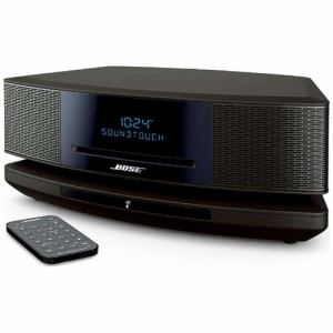 BOSE WSTIVEB WiFi対応 ブルートゥーススピーカー Wave SoundTouch music system IV エスプレッソブラック