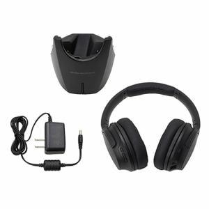 ヘッドホン オーディオテクニカ    ATH-DWL550 デジタルワイヤレスヘッドホンシステム