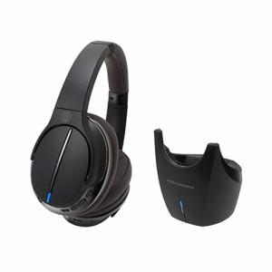 オーディオテクニカ ATH-DWL770 【ハイレゾ音源対応】 デジタルワイヤレスヘッドホンシステム
