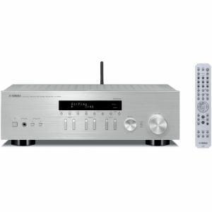 ヤマハ R-N303(S) 【ハイレゾ音源対応】 ネットワークレシーバー シルバー