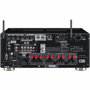 パイオニア SC-LX502(B) 【ハイレゾ音源対応】 ネットワーク対応 7.2ch AVアンプ