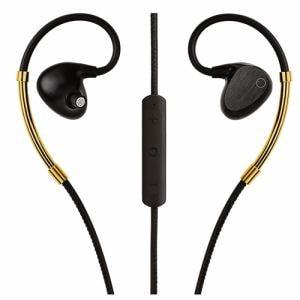 EOZ EOZ1NG Bluetooth搭載ダイナミック密閉型カナルイヤホン 「EOZ One」 Black/Gold