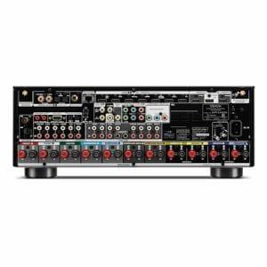 デノン AVR-X4400H(K) 【ハイレゾ音源対応】 9.2ch AVサラウンドレシーバー ブラック