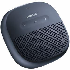 BOSE(ボーズ) SLINKMICROBLU SoundLink Micro Bluetoothスピーカー ミッドナイトブルー