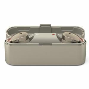 ソニー WF-1000X-N ワイヤレスノイズキャンセリングステレオヘッドセット シャンパンゴールド