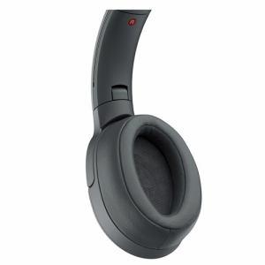 ソニー WH-H900N-B 【ハイレゾ音源対応】 ワイヤレスノイズキャンセリングステレオヘッドセット 「h.ear on 2 Wireless NC」 グレイッシュブラック