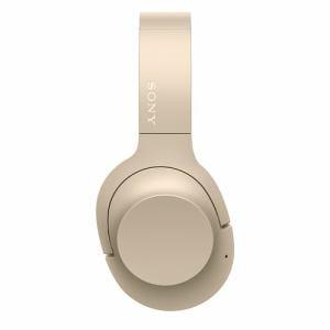 ソニー WH-H900N-N 【ハイレゾ音源対応】 ワイヤレスノイズキャンセリングステレオヘッドセット 「h.ear on 2 Wireless NC」 ペールゴールド