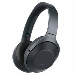 ソニー WH-1000XM2-B ワイヤレスノイズキャンセリングステレオヘッドセット ブラック