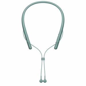 ソニー WI-H700-G 【ハイレゾ音源対応】 ワイヤレスステレオヘッドセット 「h.ear in 2 Wireless」 ホライズングリーン