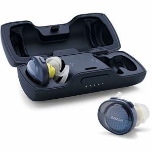 Bose(ボーズ)  SSPORTFREEBLU 完全ワイヤレスイヤホン 「SoundSport Free wireless headphones」 ミッドナイトブルー