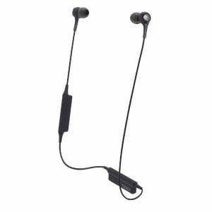 オーディオテクニカ ATH-CK200BT-BK Bluetoothヘッドホン ブラック