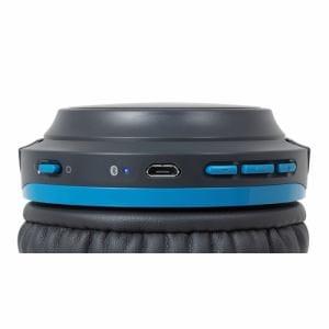 オーディオテクニカ ATH-S200BT-BRD Bluetooth対応ヘッドセット ブラックレッド